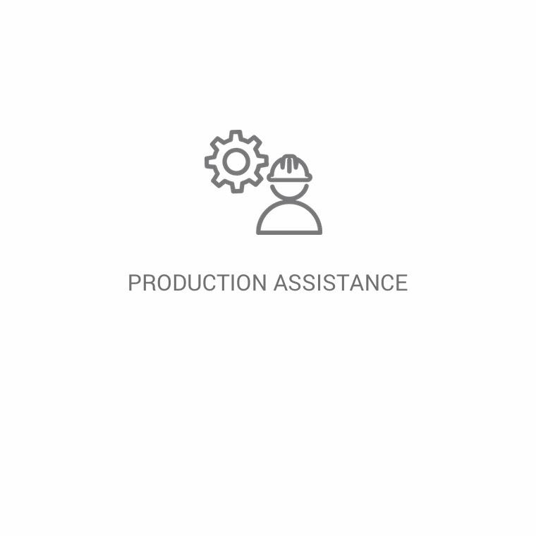 production assistance